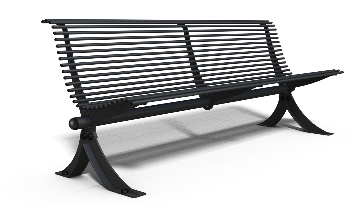 Outdoor bench png. Image
