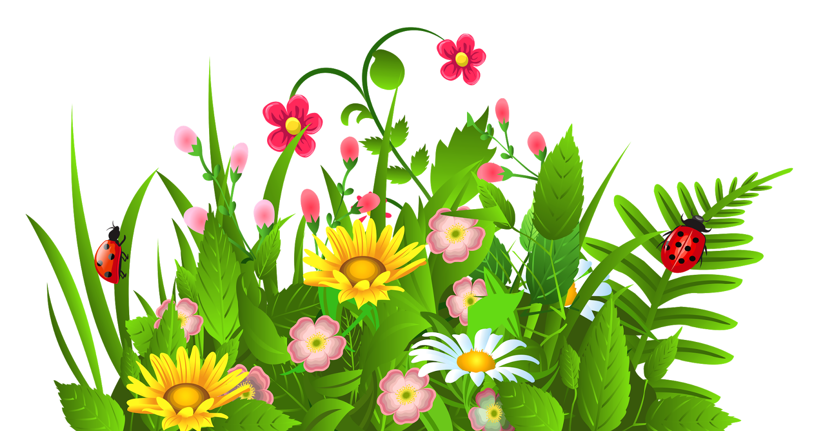 Sales clipart flower. Free cute garden cliparts