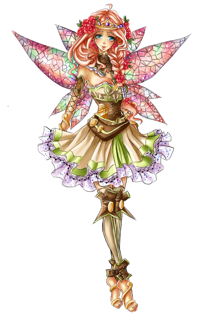 Garden fairy png. Adoptable closed by artemis