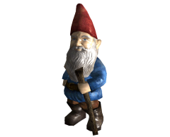 Garden gnome png. Image the vault armory
