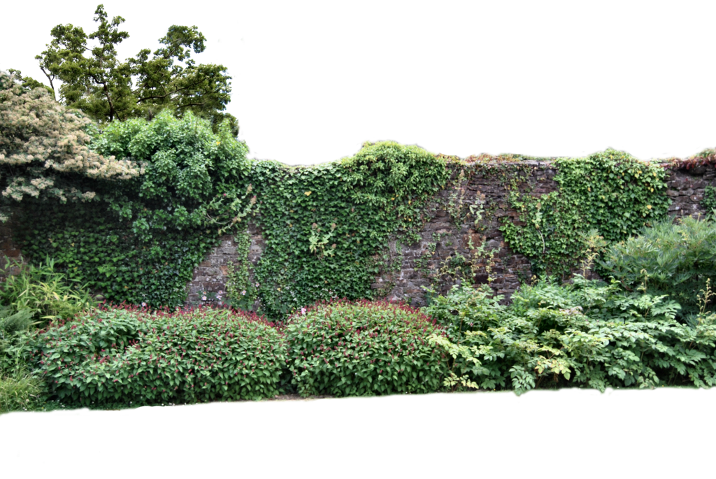 Garden png. Walled by aledjonesdigitalart on