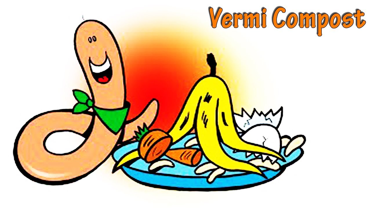 Gardener clipart compost. How to make vermi clipart royalty free stock
