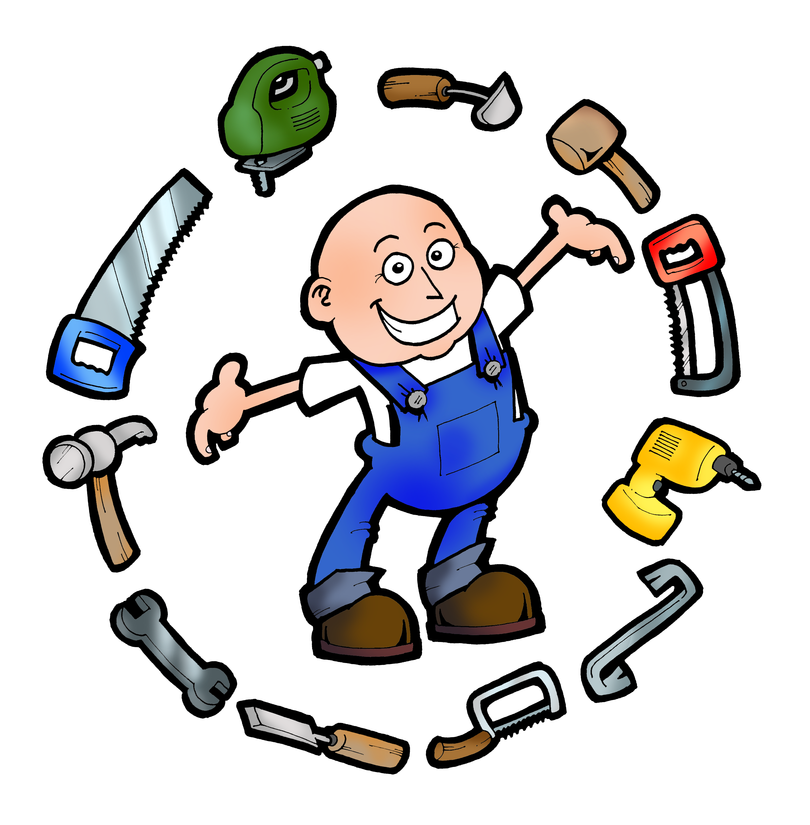 Handyman clipart hardware store. Free cliparts download clip