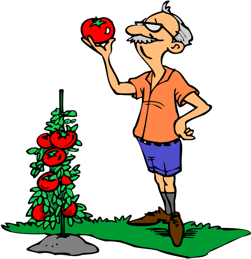 Gardener clipart master gardener. S launch program uc