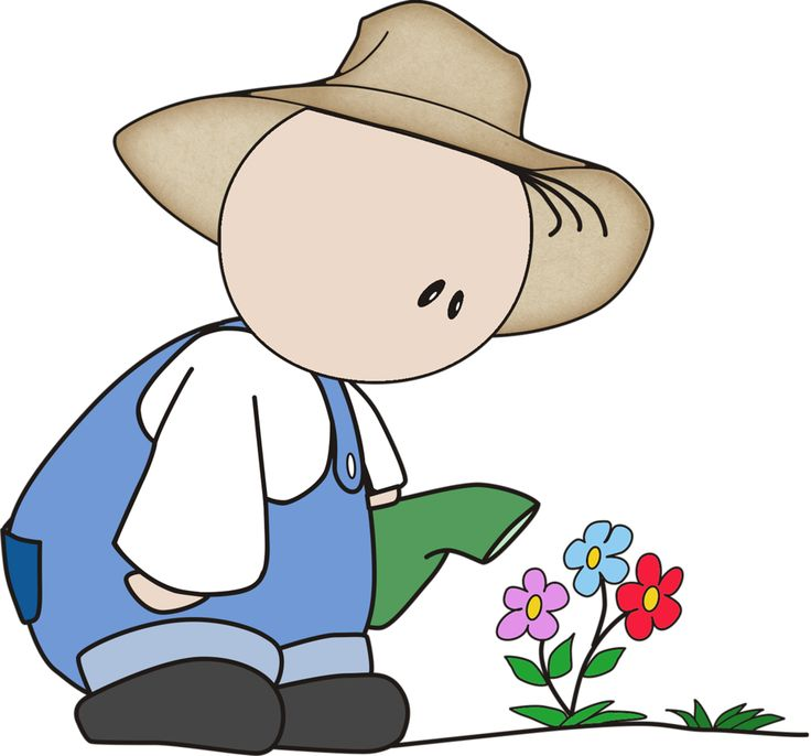 gardener clipart useful material