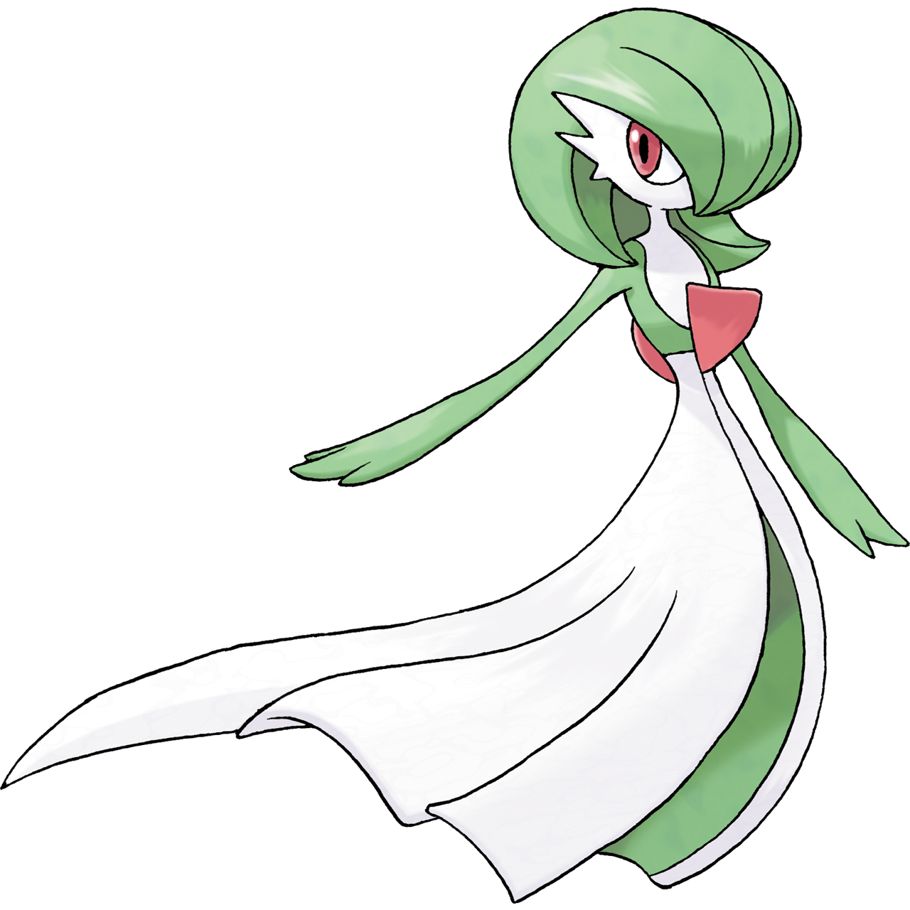Gardevoir transparent ben