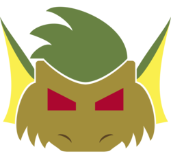 gargoyle vector mlp dragon