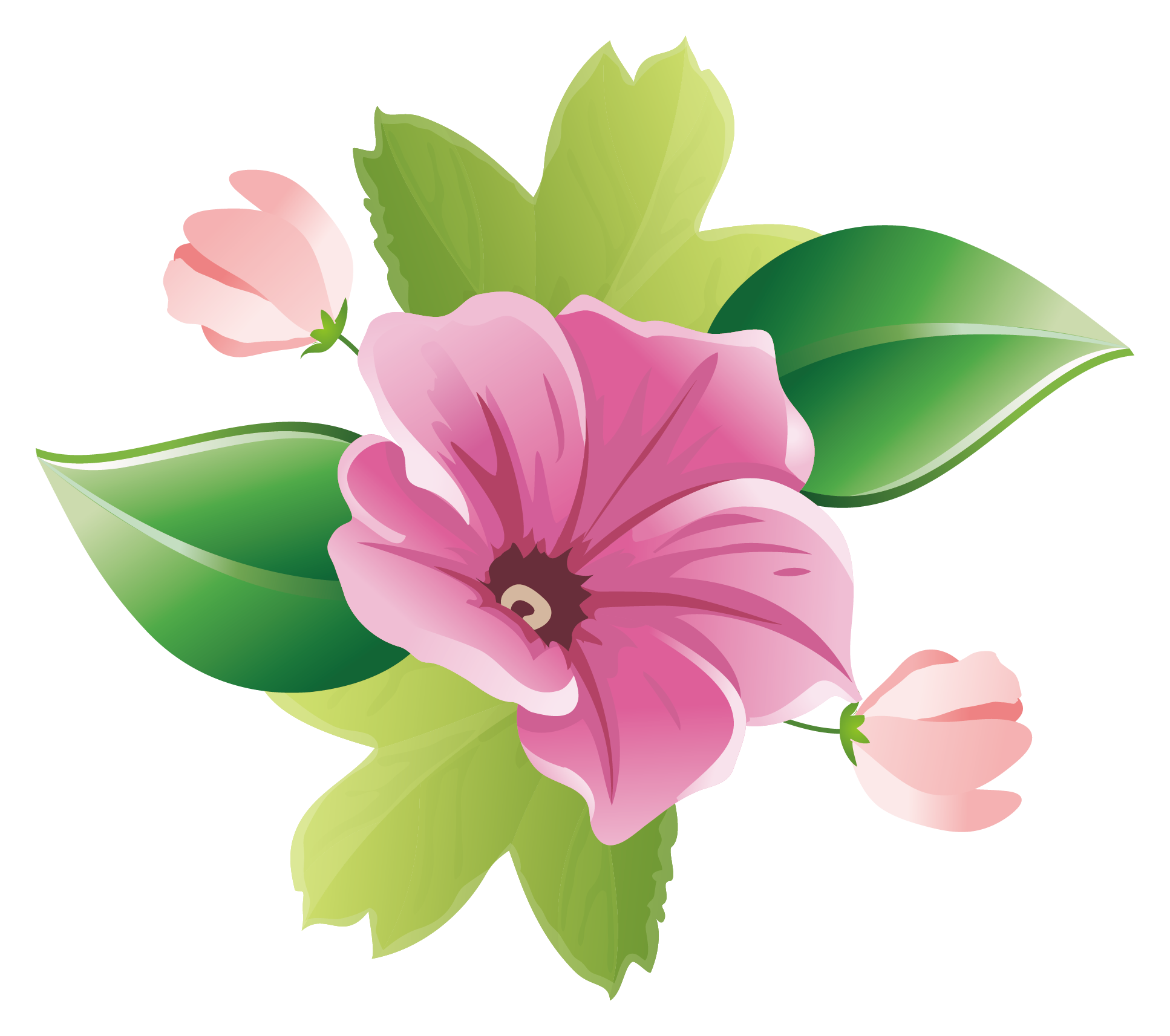 Garland png image. Floral design flower wreath