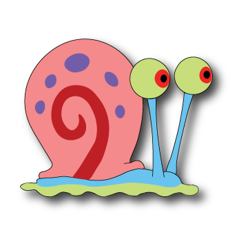 Gary Snail Transparent Png Clipart Free Download Ya Webdesign