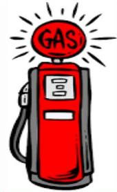 Free pump. Gas clipart clip art library library