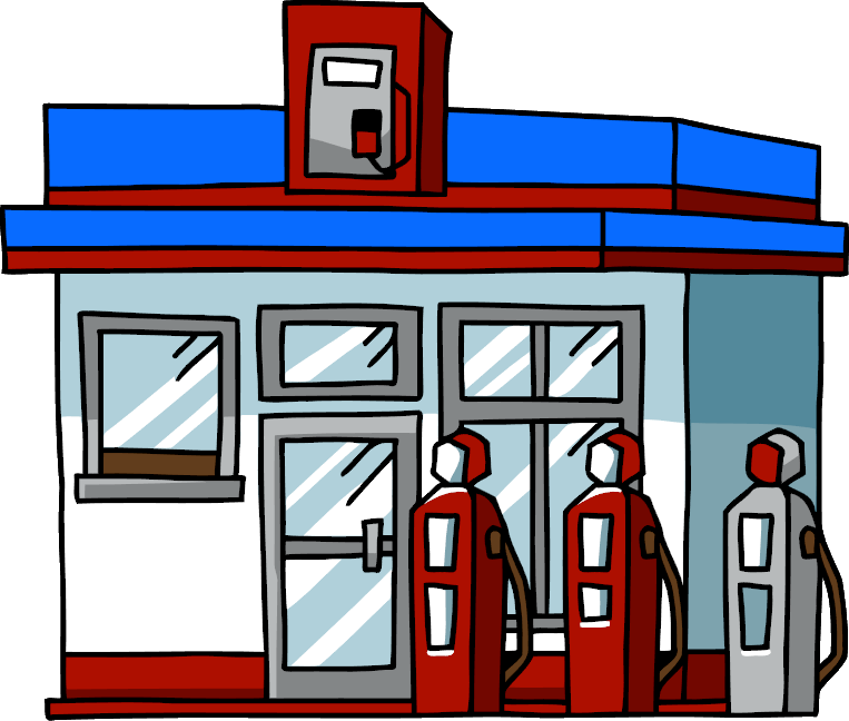 Gas pump clip art png. Collection of station
