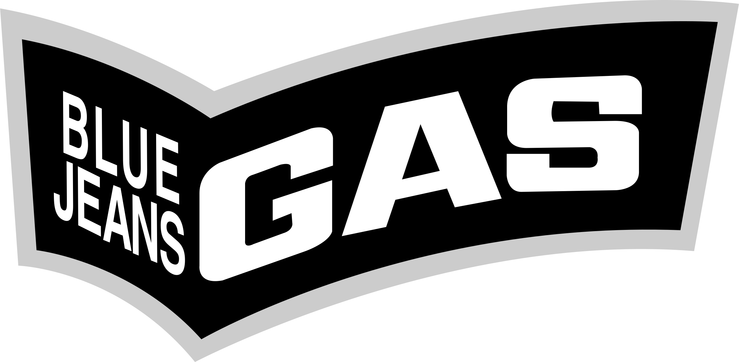 Gas logo png transparent. Jeans vector blue svg black and white