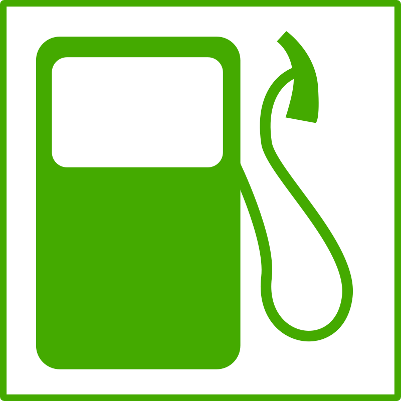 Vector 5 fuel. Gas icons png free