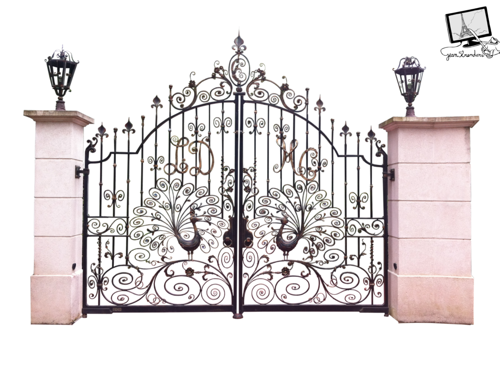 Gate png. By jean on deviantart