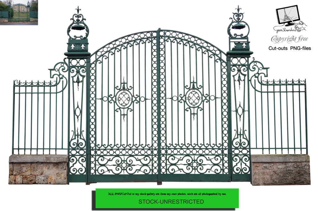 Gate png. Ris by jean on