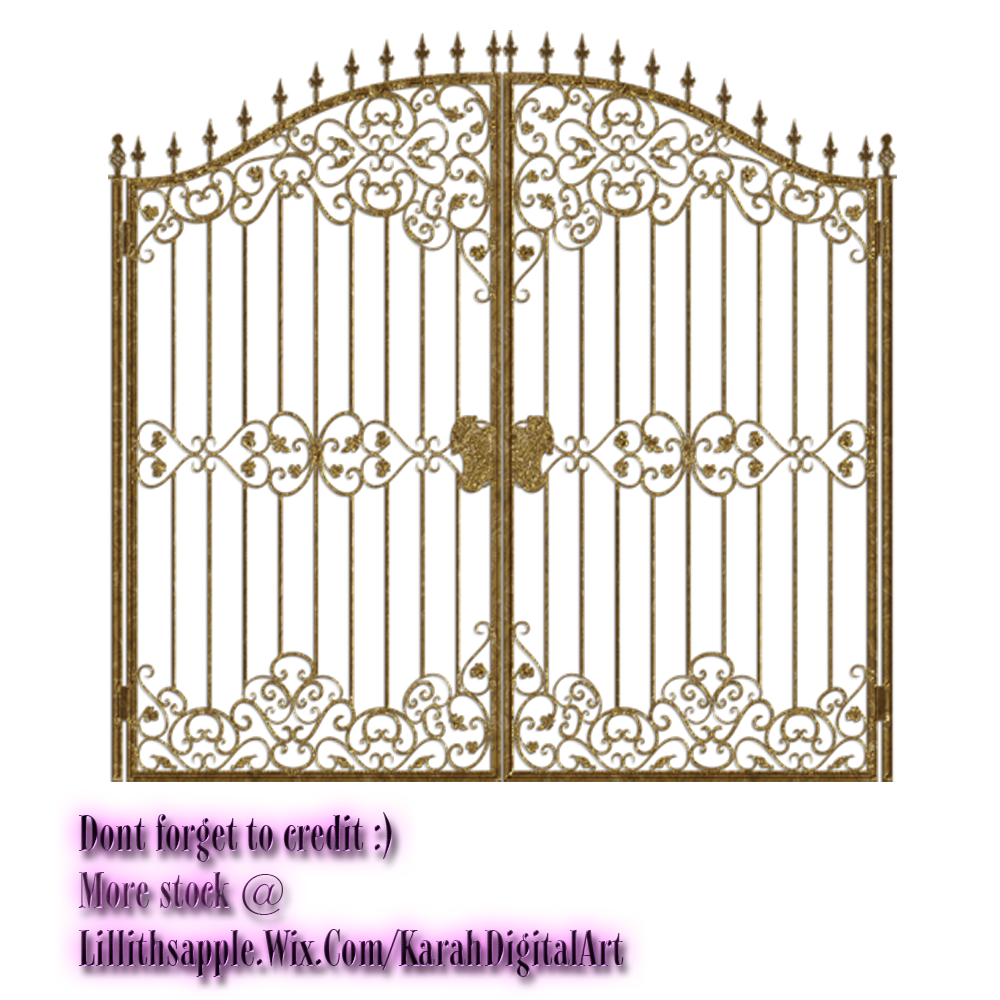 Gate png. Clipart mart