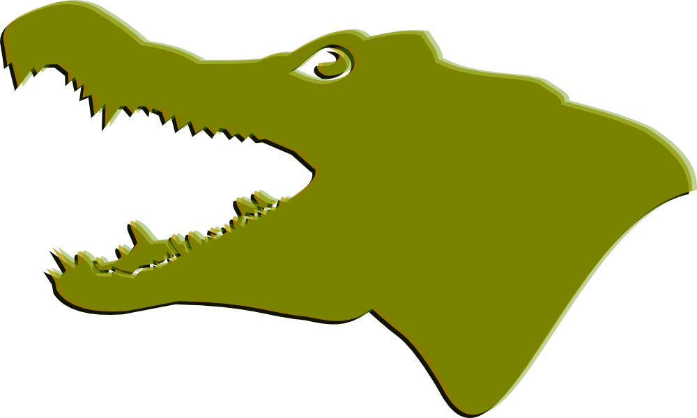 Alligator clipart adorable. Free pictures of download