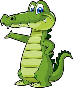 North star chemistry cartoon. Gator clipart happy graphic black and white library