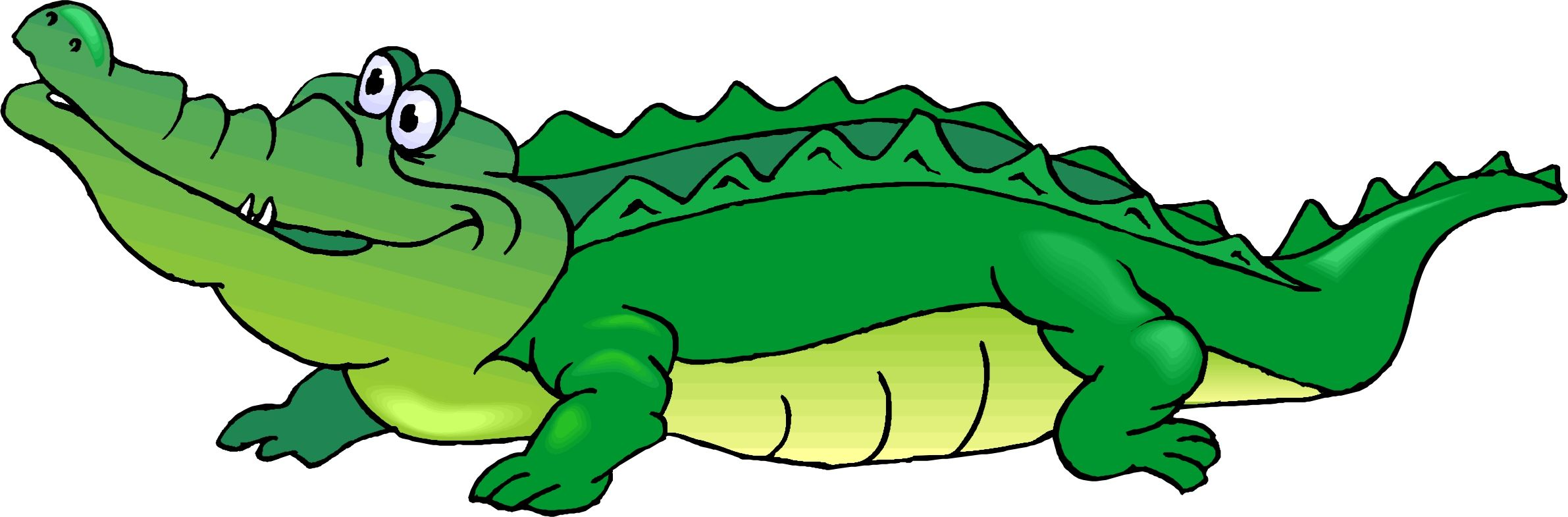 Gator clip art use. Alligator clipart graphic free download