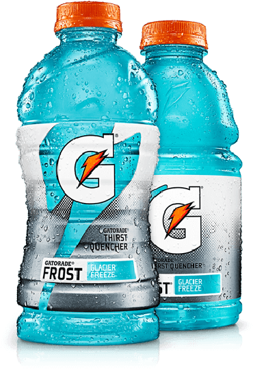 Gatorade transparent cool. Download frost icy charge