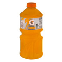 Sports drink orange btl. Gatorade transparent 16 oz library