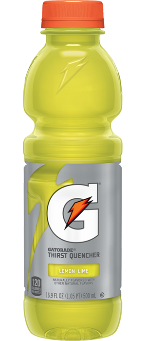 Gatorade transparent 16 oz. Official site for pepsico