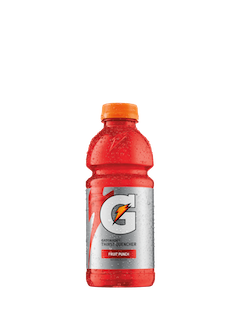 gatorade transparent chews