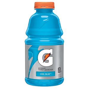 gatorade transparent 32 oz