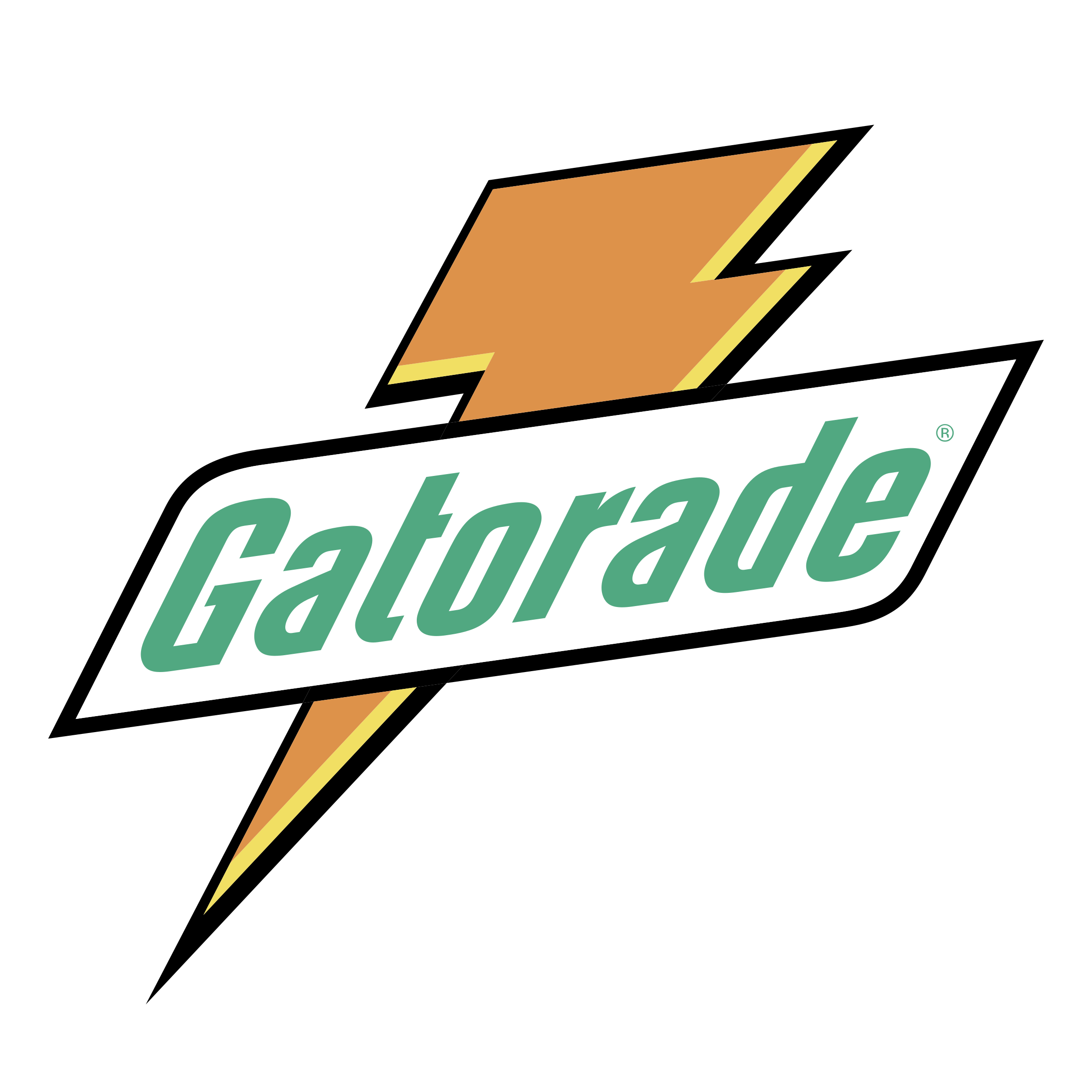 Gatorade transparent clipart. Logo png svg vector