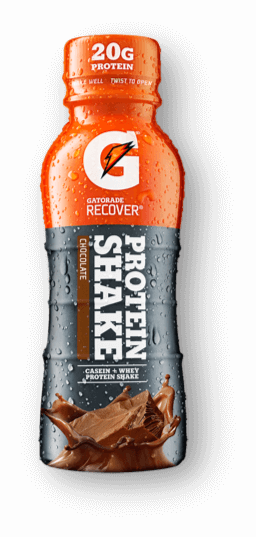Gatorade transparent protein. Sports fuel products to