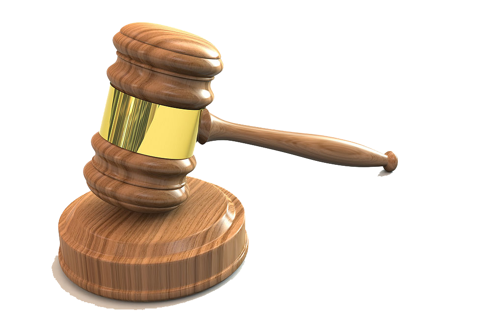 transparent gavel png