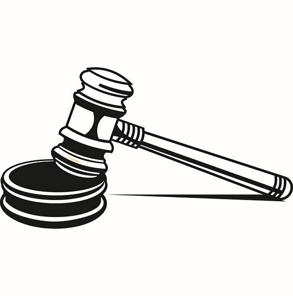 Gavel clipart lawyer. Judge sound block law