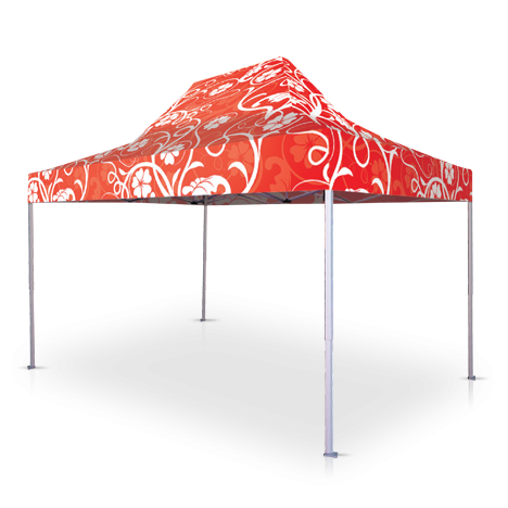 Gazebo drawing easy. Pop up banners