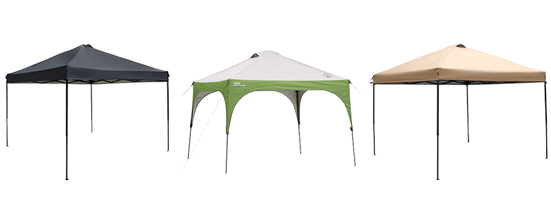 Outdoor drawing tent. The best canopy for