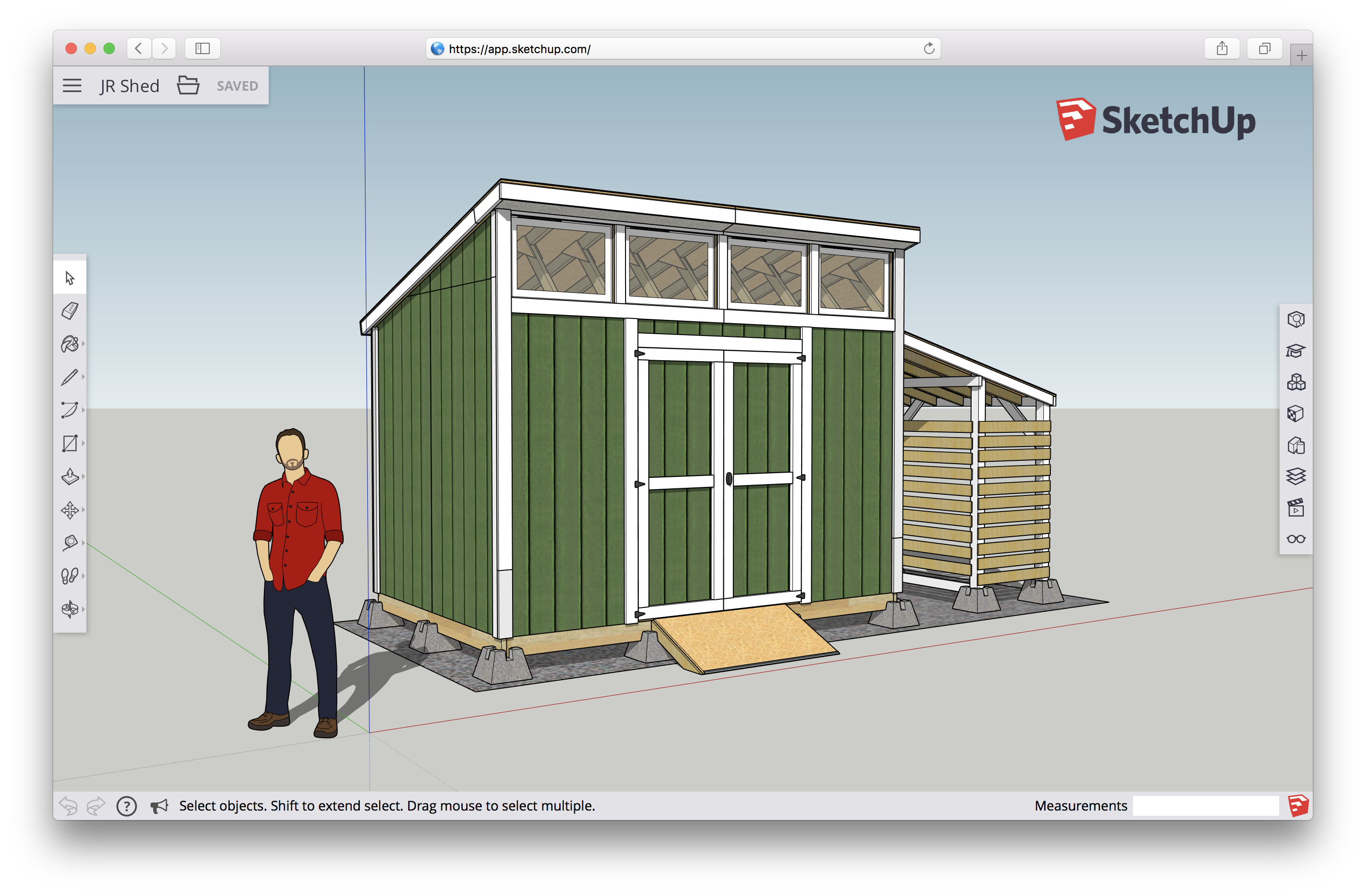 Gazebo drawing sketchup. Baltic free is the