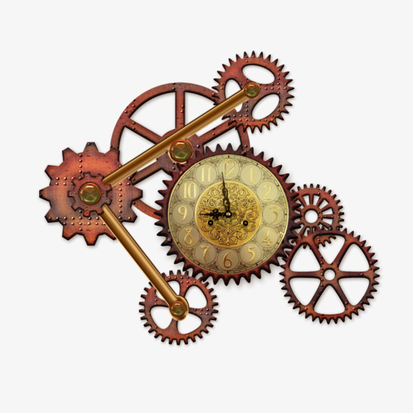 Gear clipart mechanical gear. Bearing operate png image