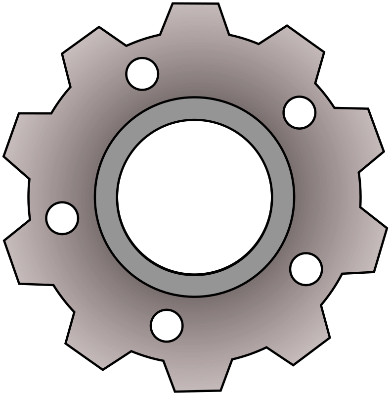 gear clipart mechanical gear