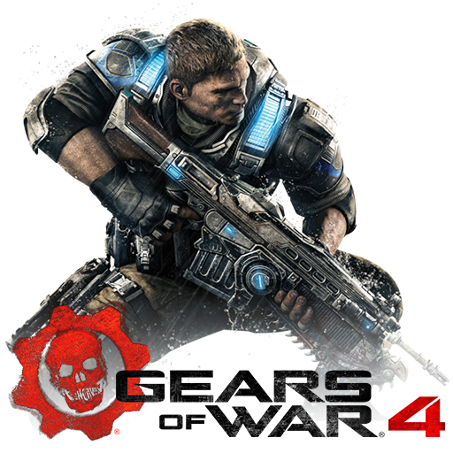 Gears 4 Transparent & PNG Clipart Free Download - YA-webdesign