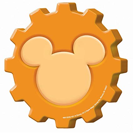 Gears clipart mickey mouse clubhouse. Amazon com eureka paper