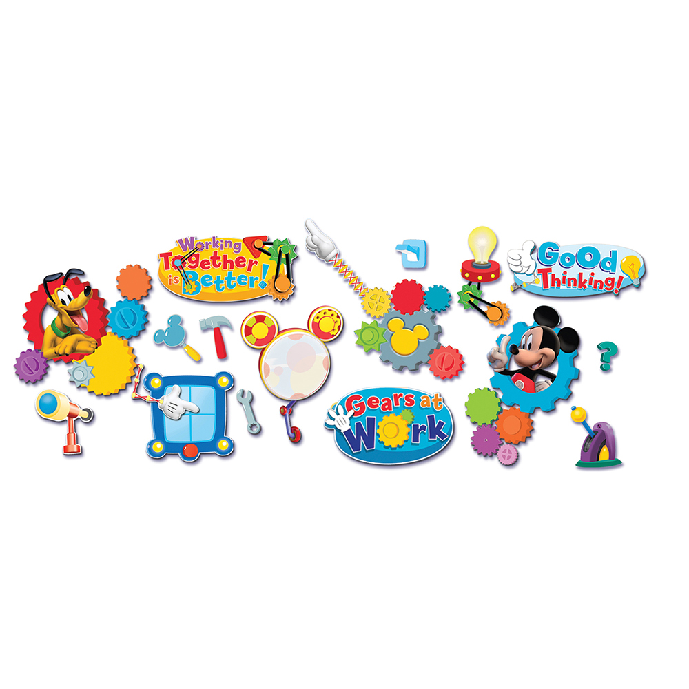 Gears clipart mickey mouse clubhouse. Teachertoolsinc com working together