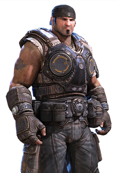 gears of war marcus png