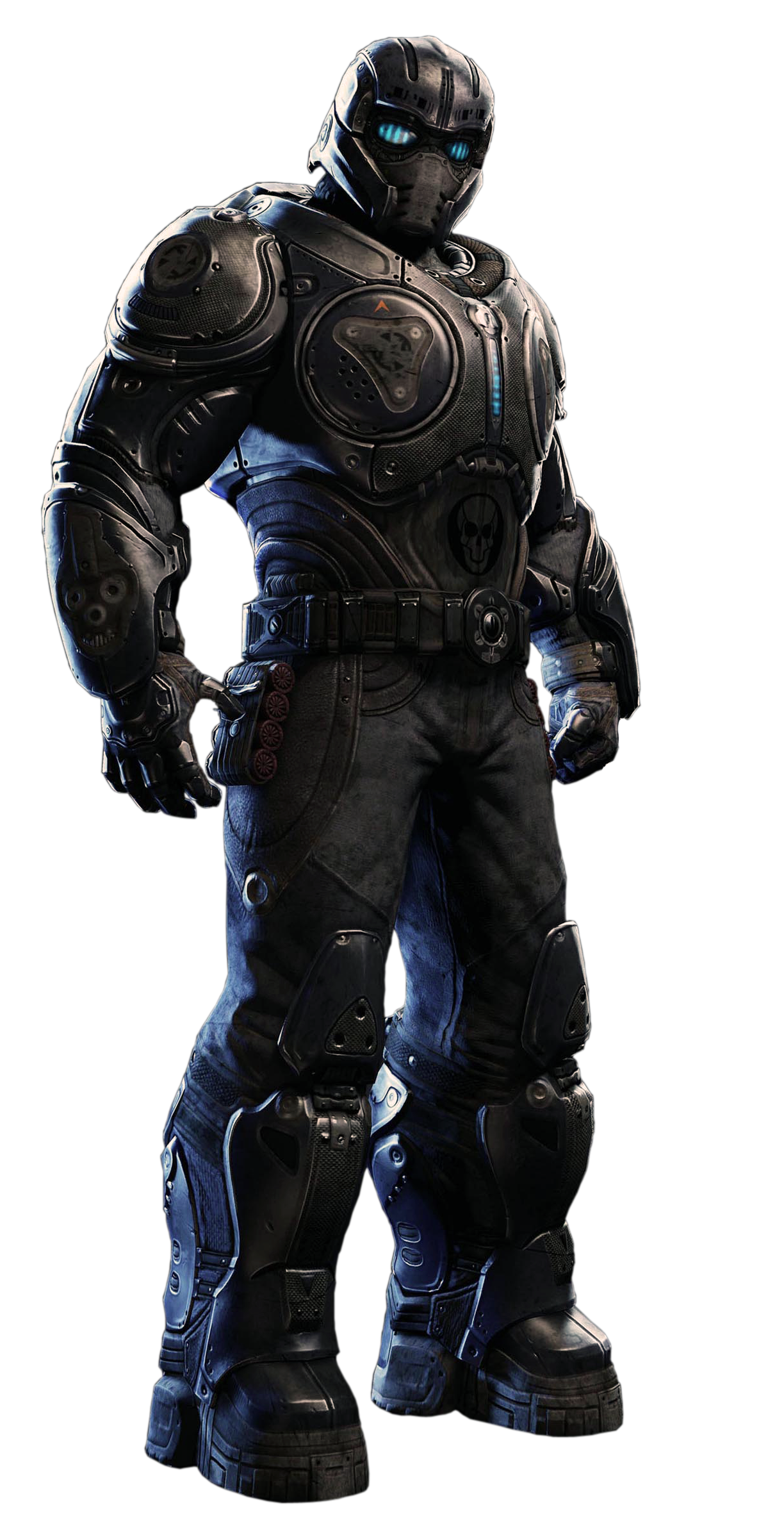 Gears of war 4 jd png. Onyx guard alternity armor