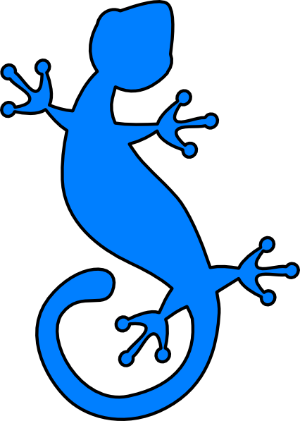 Gecko clipart face. Free cliparts download clip