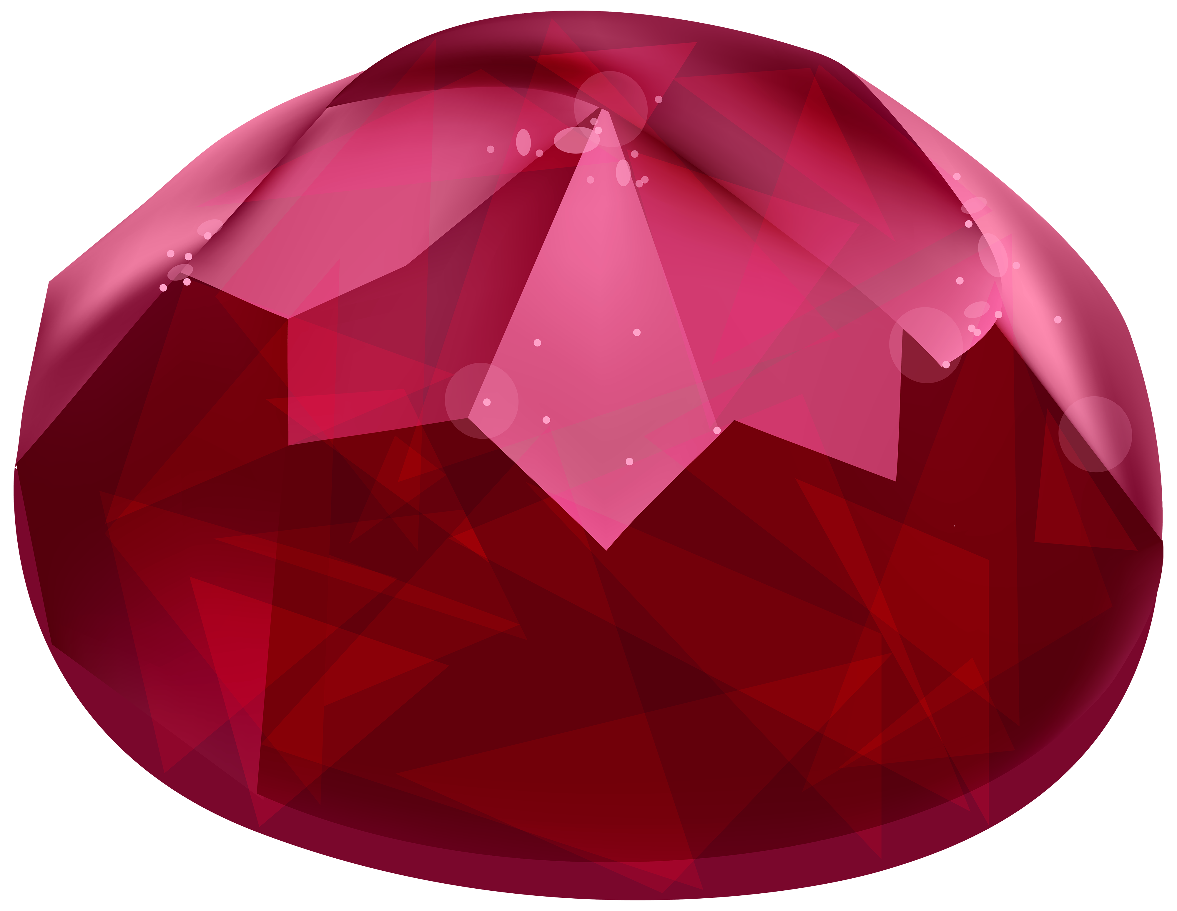 Gem clipart circle. Red diamond png best