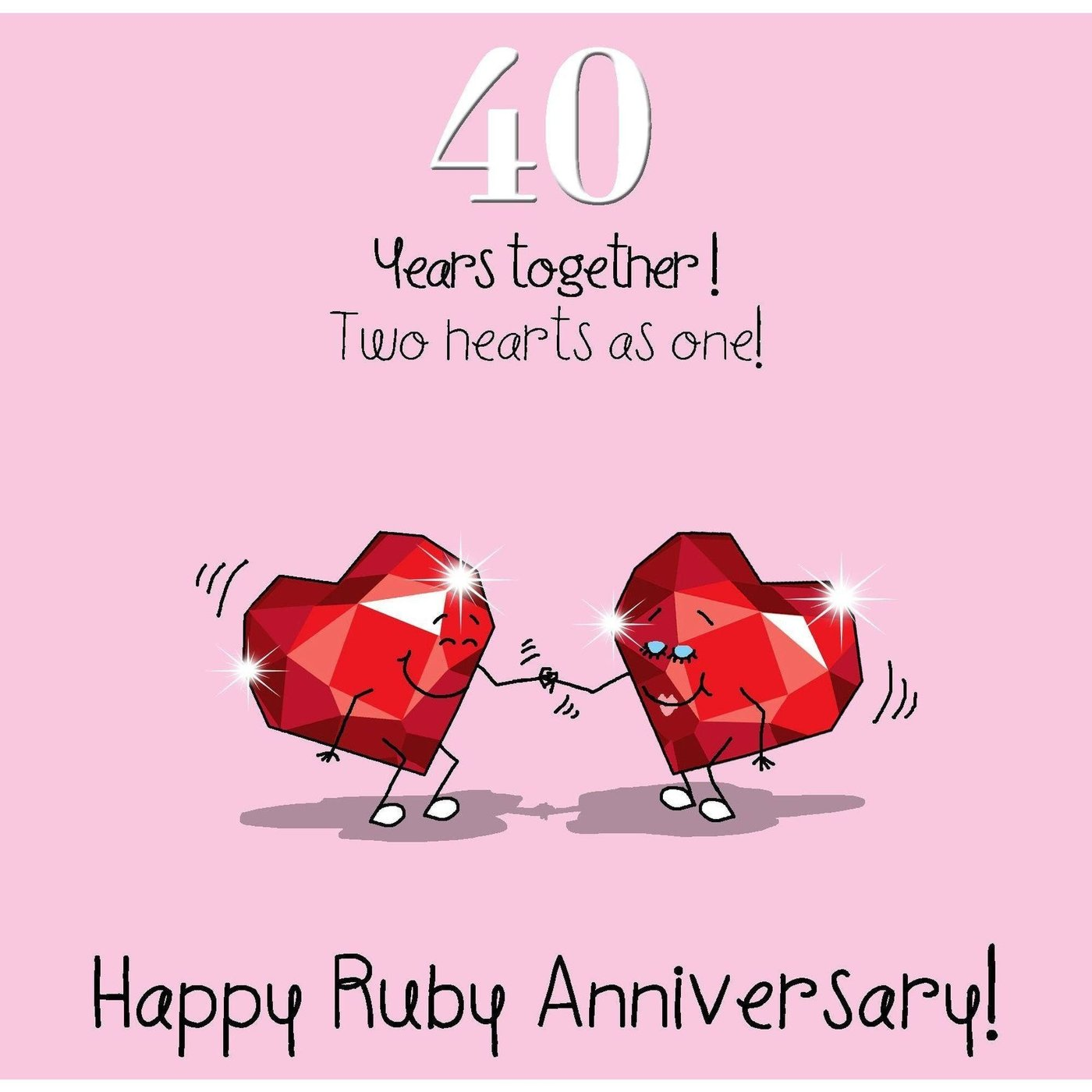 Gem clipart ruby wedding anniversary. Fax potato th greetings