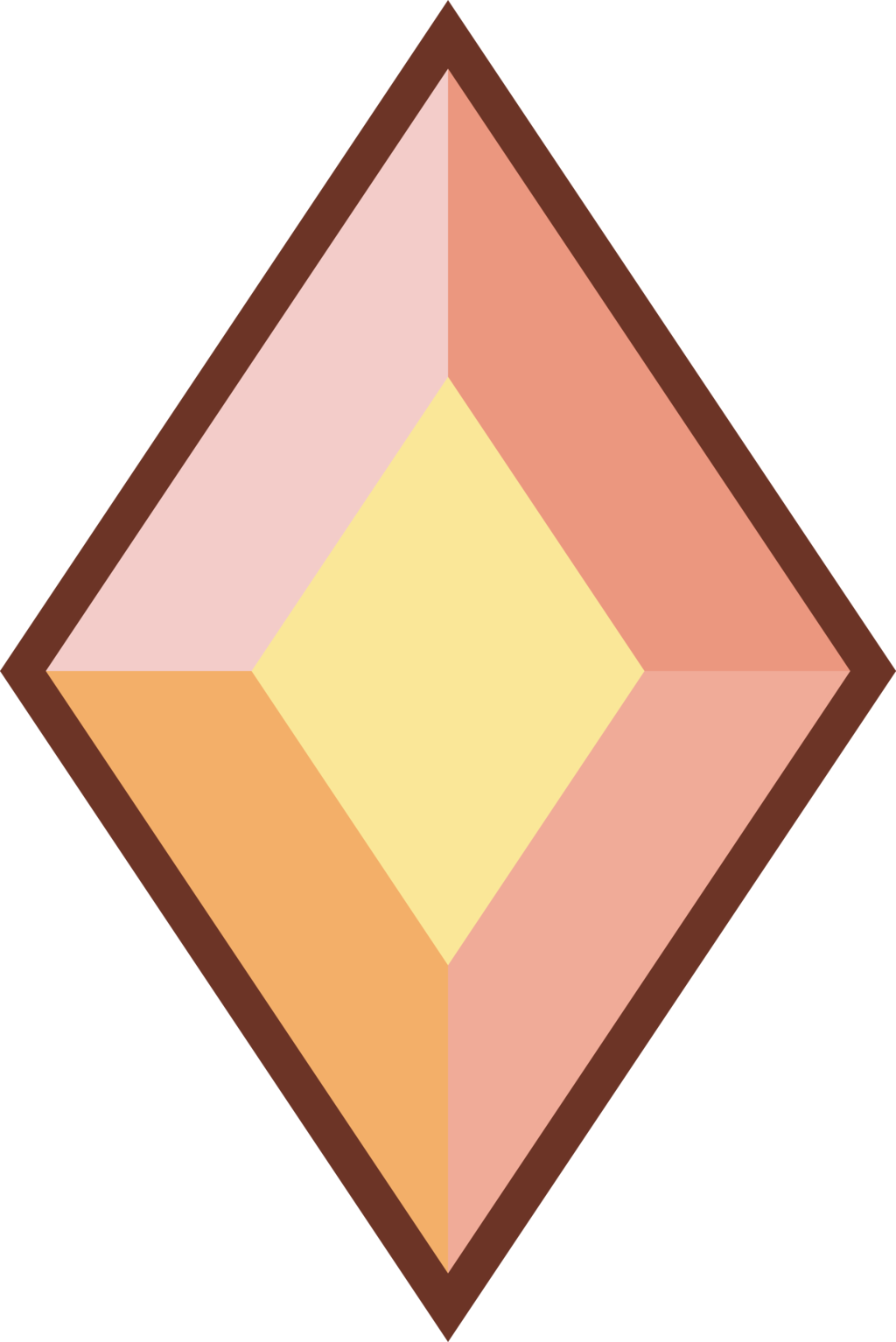 Gems vector square. And symbols by mrbarthalamul