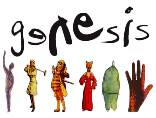 Genesis band logo png. Transparent posted on show