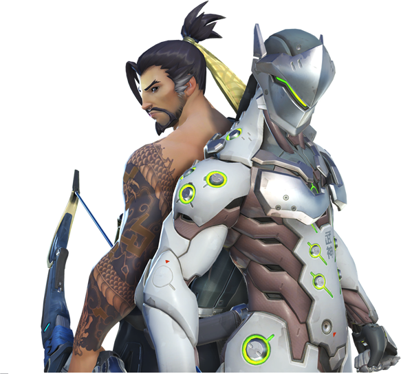 Overwatch hanzo png. V video games thread