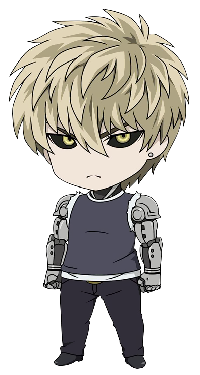 genos transparent original