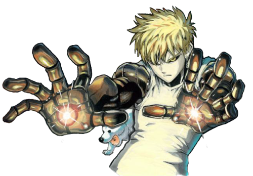 genos transparent pixel